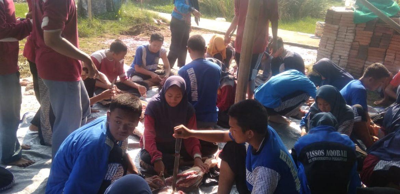 Safari Qurban SMK Muhammadiyah Pekalongan 2019