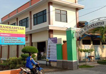 Gedung Bisnis Center SMK Muhammadiyah Pekalongan